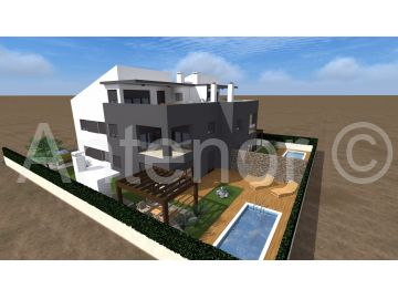 Luxury apartment, Sale, Vrsi, Mulo
